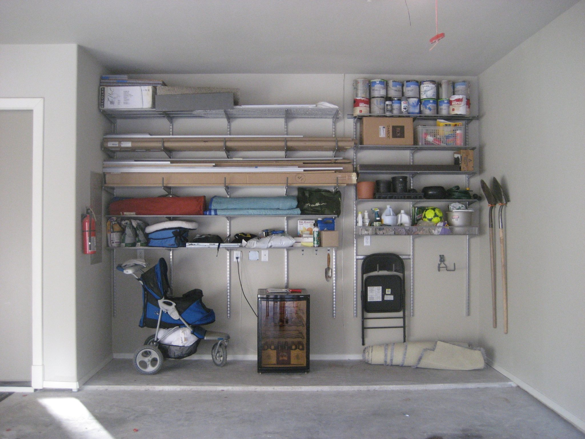 I love organizing garages  Can I make your garage functional and usable   Contact me. A Jones For Organizing   How to get your garage organized with